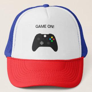 its a cool gamer hat