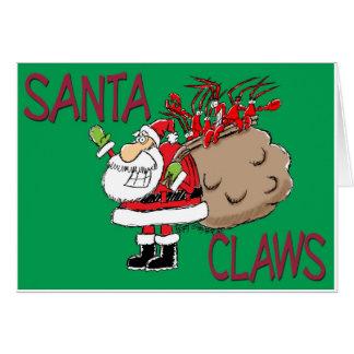It's A Crustacean Christmas! Card