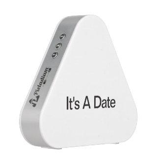 It's A Date Speaker