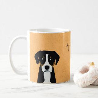 'It's a dogs life!', yellow Coffee Mug
