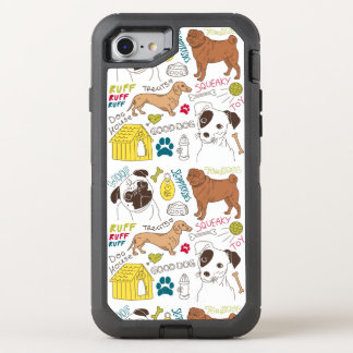Its A Dogs World Phone Case