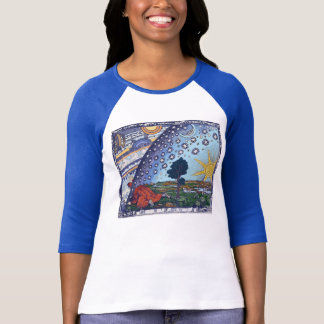It's a Flat Earth After All Domed Firmament Tee