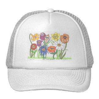 It's a Garden Party Cap