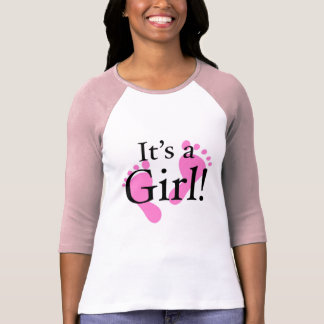 Its a Girl - Baby, Newborn, Baby Shower T-Shirt