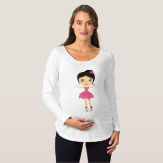 It's a Girl Maternity T-Shirt