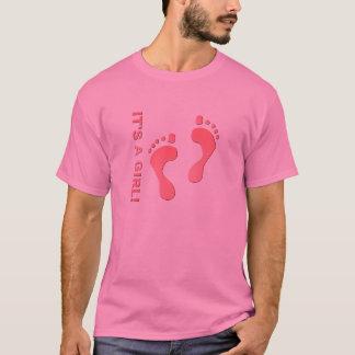 It's A Girl T-Shirt! T-Shirt