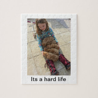 Its a hard life puzzles