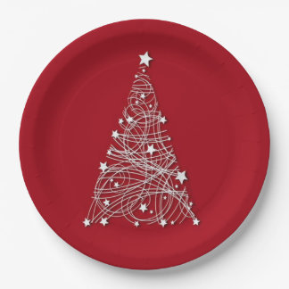 It's A Holiday Party Christmas Party Paper Plates