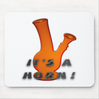 It's A Horn! Mouse Pad