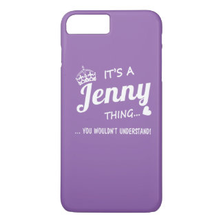 It's a Jenny thing iPhone 7 Plus Case
