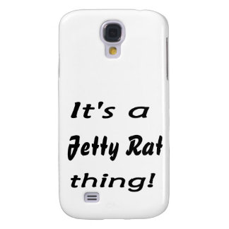 It's a jetty rat thing! galaxy s4 covers