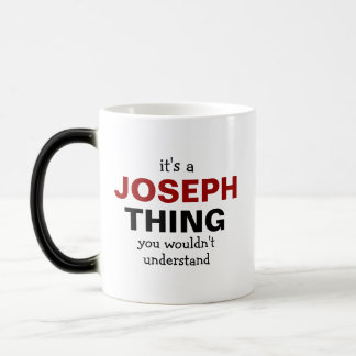 It's a Joseph thing you wouldn't understand Magic Mug