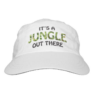 IT'S A JUNGLE OUT THERE HAT