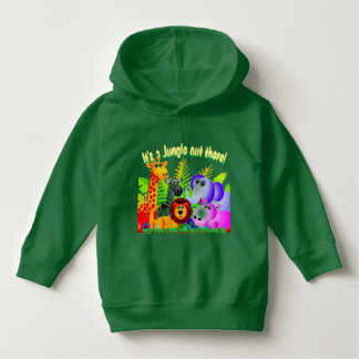 """It's a Jungle out There!"" Hoodie"