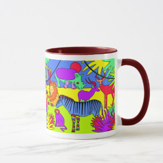 Its a Jungle out there Mug