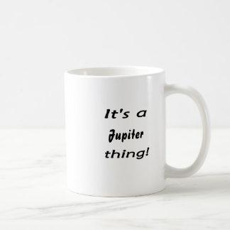 It's a jupiter thing! mugs