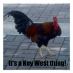 It's a Key West thing! Posters