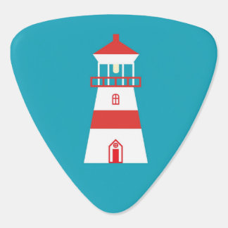 It's a lighthouse plectrum
