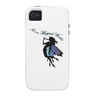 It's A Magical World Case-Mate iPhone 4 Covers