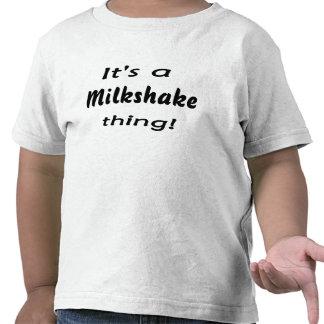 It's a milkshake thing! tshirt