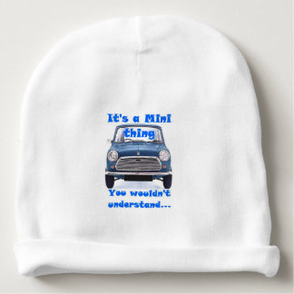 Its a Mini Thing....Baby Hat Baby Beanie