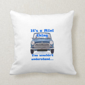 Its a Mini Thing....Cushion Cushion