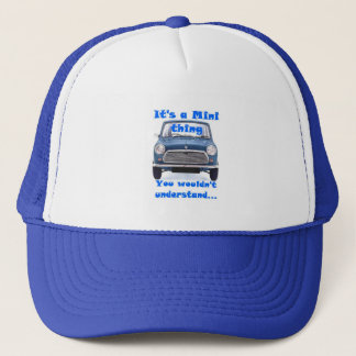 Its a Mini Thing....Hat Trucker Hat