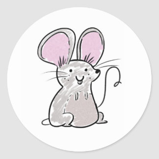 It's a Mouse! Sticker