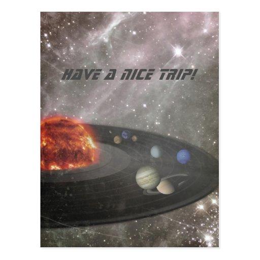 It's a Musical Universe Postcards