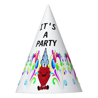 IT'S A PARTY CELEBRATION HAT