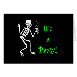 It's A Party! Greeting Card