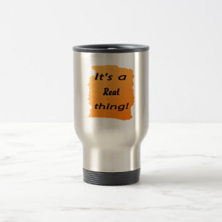 It's a real thing! coffee mug