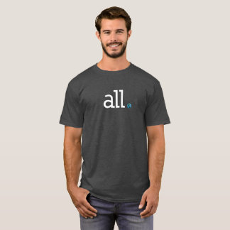 """It's a small world after """"all"""" T-Shirt"""