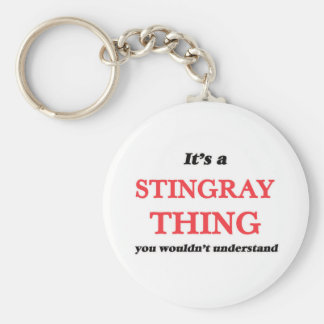 It's a Stingray thing, you wouldn't understand Key Ring