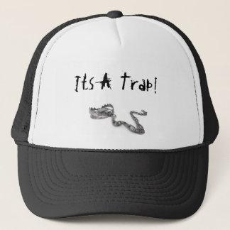 Its A Trap 5, Its A Trap! Trucker Hat