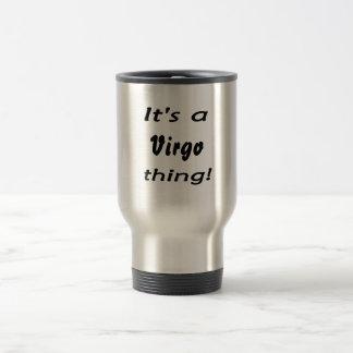 It's a Virgo thing! Coffee Mug
