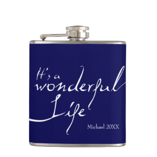 It's a Wonderful Life, Holiday Hip Flask