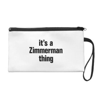 its a zimmerman thing wristlet clutches