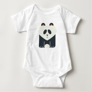 It's a Zoo - Panda edition! Baby Bodysuit