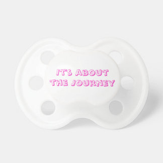It's about the Journey Dummy