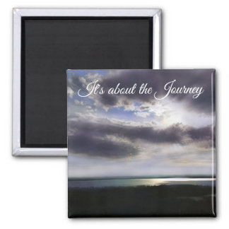 It's about the Journey Magnet
