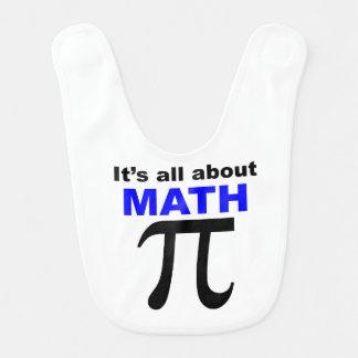 It's All About Math Bib