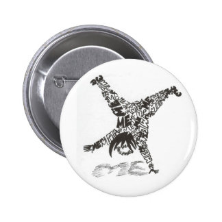 It's All About Me! 6 Cm Round Badge