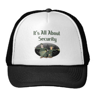 It's all about Security Hat