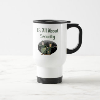It's all about Security Mug