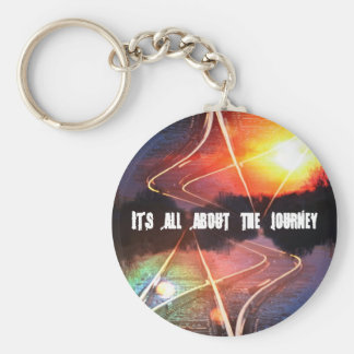 It's all about the Journey Keychain