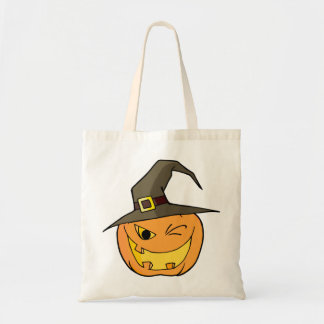 It's All About The Pumpkin Halloween Tote Bag Budget Tote Bag