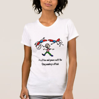 its all fun and games, It is all fun and games ... T-Shirt