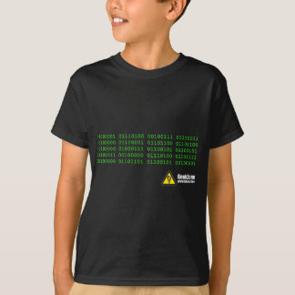 It's all Geek to me! Binary Code by GeekZone T-Shirt