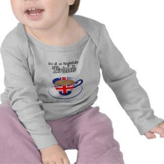 It's All So Frightfully British T-shirt
